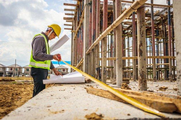 Concrete foundation in Durham NC