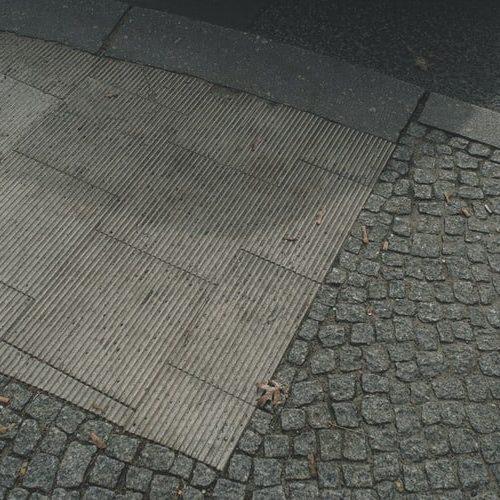sidewalks and pathways